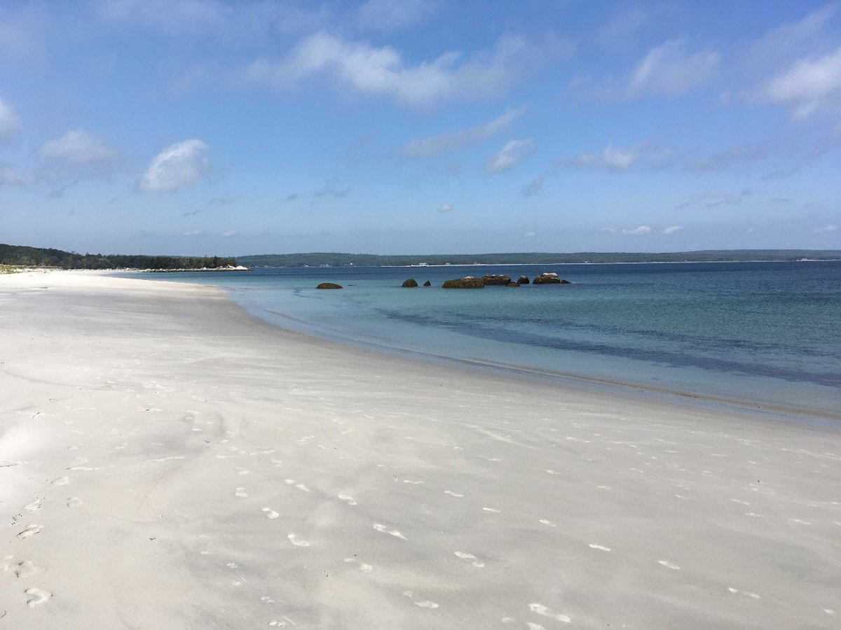Cartes beach