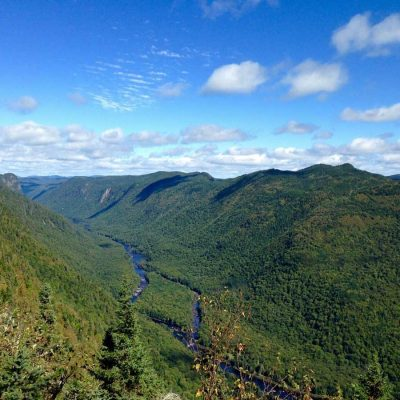 Parc National de la Jacques-Cartier, Stoneham, Province of Quebec
